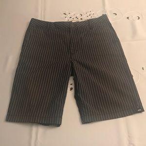 Vans striped men's shorts